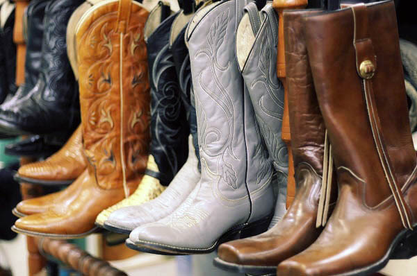 how to break in new cowboy boots fast