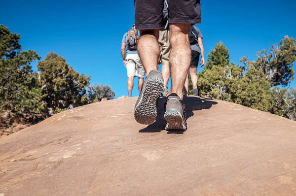 best hiking boots for weak ankles