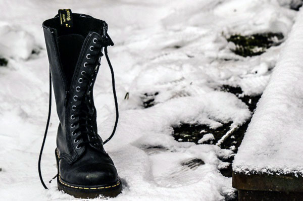 are doc martens good for snow