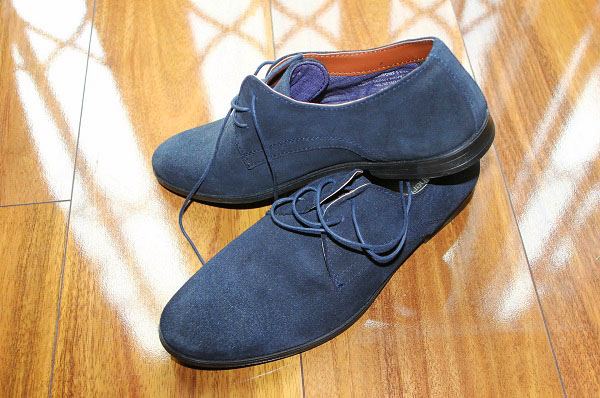 can you wear suede shoes in the summer