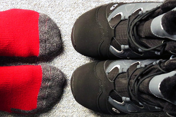 how to use toe warmers