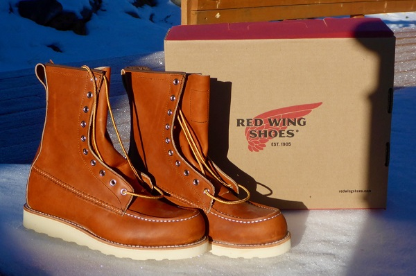 how long do red wing boots last