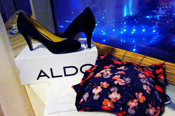 are aldo shoes good