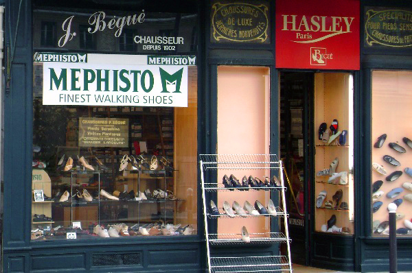 why are mephisto shoes so expensive