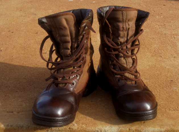 Use Mink Oil for Boots